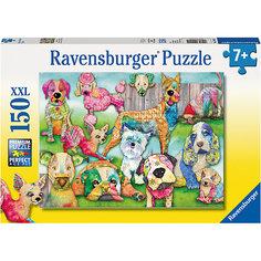Пазл «Пэчворк  собачки» XXL 150 шт Ravensburger