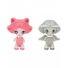 Две куклы Glimmies Flayla и Rakella Giochi Preziosi