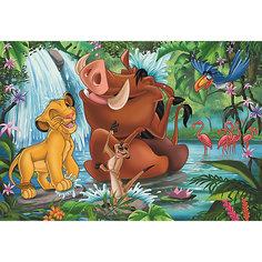 Пазл «Симба с Тимоном и Пумбой» 2х24шт # Ravensburger