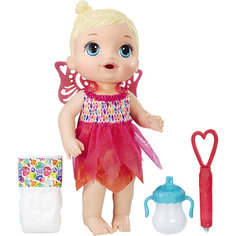 Интерактивная кукла Baby Alive Малышка - Фея Hasbro