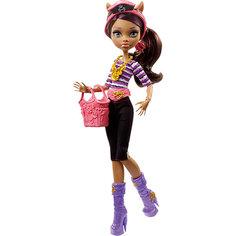 """Кукла Клодин Вульф из серии """"Пиратская авантюра"""", Monster High Mattel"""