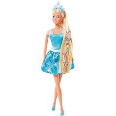 """Кукла """"Штеффи с наклейками для волос, 29 см, Simba"""