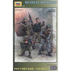 Сборная модель  Российский спецназ №1 Звезда