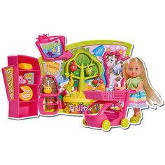 """Кукла """"Еви в супермаркете"""", 12 см, Simba"""
