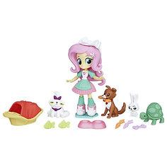 Мини игровой набор мини-кукол, My little Pony, Hasbro
