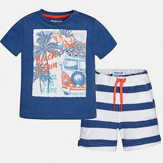 Комплект:Футболка ,шорты Mayoral для мальчика