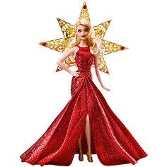 Кукла Barbie Праздничная в золотом платье Mattel
