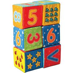 """Первые кубики для малышей """"Цифры"""" Macik"""