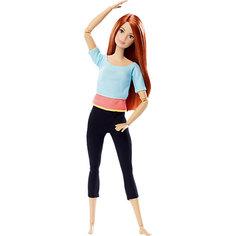 """Кукла """"Безграничные движения"""" в светло-голубом, Barbie Mattel"""