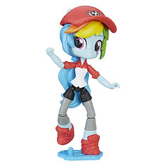 Мини-кукла Equestria Girls, Рэйнбоу Дэш Hasbro