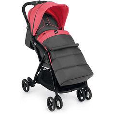 Прогулочная коляска CAM Curvi, серо-розовая