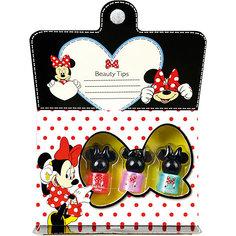 Minnie Игровой набор детской декоративной косметики для ногтей Markwins