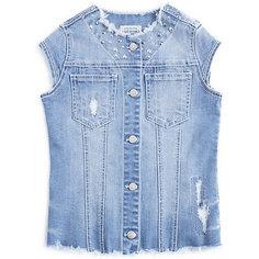 Жилет джинсовый PlayToday для девочки