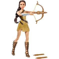 Кукла Чудо-женщина Делюкс версия Mattel