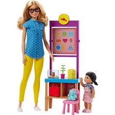 """Игровой набор Barbie """"Профессии"""" Учитель Mattel"""