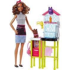 """Игровой набор Barbie """"Профессии"""" Салон для собак Mattel"""