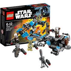 Конструктор Lego Star Wars 75167: Спидер охотника за головами