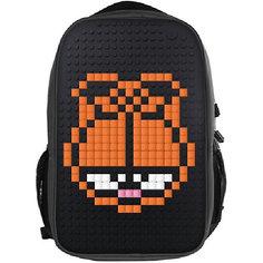 Пиксельный рюкзак для ноутбука Upixel «Full Screen Biz Backpack/Laptop bag», черный