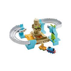 """Железная дорога Thomas & Friends """"Томас и его друзья"""" Робот спасает Томаса Mattel"""