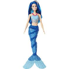 """Кукла-русалка Barbie """"Dreamtopia"""" с синими волосами, 29 см Mattel"""