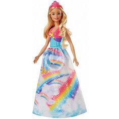 """Кукла Barbie """"Dreamtopia Волшебные принцессы"""" Радужное королевство Свитвиль, 29 см Mattel"""