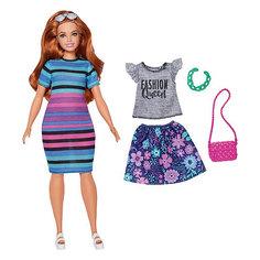 """Кукла Barbie """"Игра с модой"""" Happy Hued Doll, 29 см Mattel"""