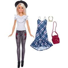 """Кукла Barbie """"Игра с модой"""" Happy Hipster Doll, 29 см Mattel"""