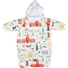 Конверт для новорожденного с рукавами , цвет Москва Mammie