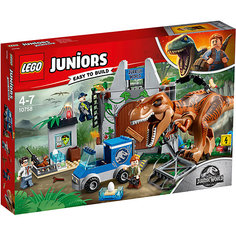 Конструктор LEGO Juniors 10757: Raptor Rescue Truck