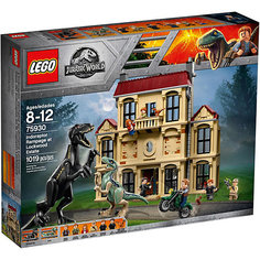 Конструктор LEGO DUPLO 75930: Indoraptor Rampage at Lockwo.