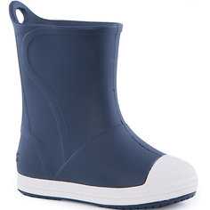 Резиновые сапоги Kids' Crocs Bump It Rain Boot Crocs, синий