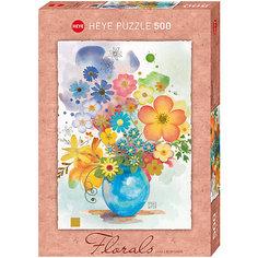 """Пазл """"Голубая ваза"""", 500 деталей, Heye"""