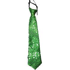 Маскарадный галстук, зеленый Magic Time