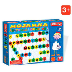 "Мозаика ""Азбука-арифметика"", Стеллар"