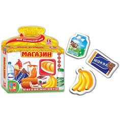 """Игра на магнитах """"Магазин"""", Vladi Toys"""