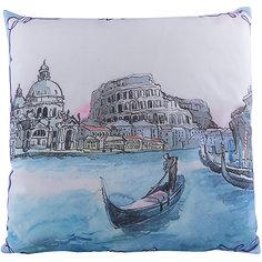 "Декоративная подушка ""Венеция"" 45*45см, Magic Home"