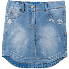 Юбка джинсовая для девочки Scool S`Cool