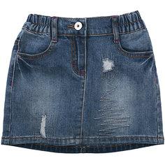 Юбка джинсовая для девочки PlayToday