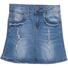Юбка джинсовая для девочки Luminoso