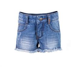 Шорты джинсовые для девочки Gulliver