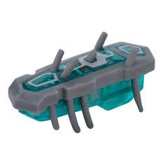 "Микро-робот ""Nano Nitro Single"", серо-голубой, Hexbug"