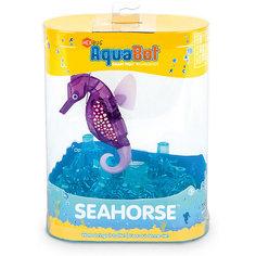"""Микро-робот """"Aqua Bot Морской конек"""", фиолетовый, Hexbug"""