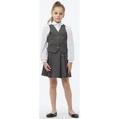 Комплект: жилет и юбка для девочки Смена