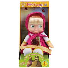 Мягкая кукла Маша,  29 см., МУЛЬТИ-ПУЛЬТИ