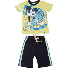 Комплект: футболка и шорты PlayToday для мальчика