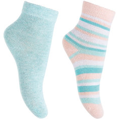 Носки, 2 пары  PlayToday для девочки
