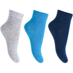 Носки, 3 пары  PlayToday для мальчика