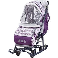 Детские Санки-коляски