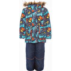 """Комплект: куртка и полукомбинезон """"Марат"""" OLDOS для мальчика"""
