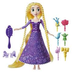 Кукла Hasbro Disney Princess, Рапунцель. Запутанная история, Рапунцель с модной прической